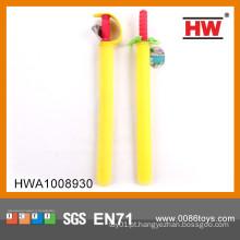 A maioria de espada popular de EVA ajustaram o brinquedo espesso da espuma por atacado