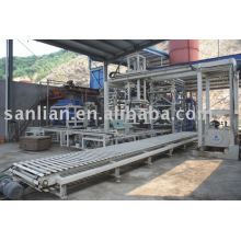 Full Automatic Production Line of Block Making Machine