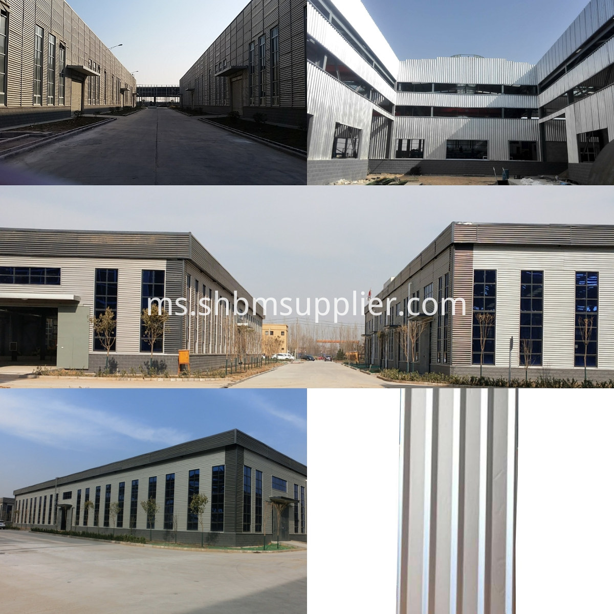 Good-toughness MgO Roofing Sheets