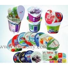 Feuillet en aluminium pour emballage alimentaire / feuille d'aluminium