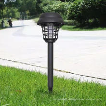 Solar Powered Outdoor Yard Garden Lawn Light Waterproof Anti-Mosquito Insect Pest Bug Zapper