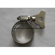 Hose Clamp with Thumbscrew