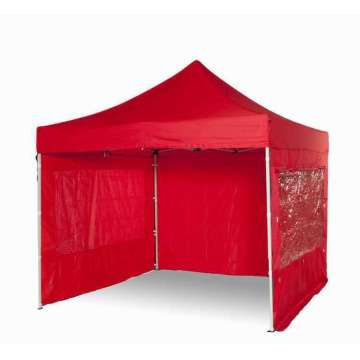 Gazebo retráctil plegable para carpa 3X3 / toldo desplegable