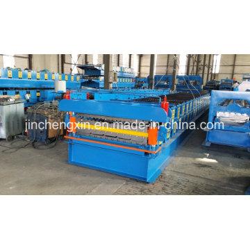 Машины для производства металлической черепицы 950/1050