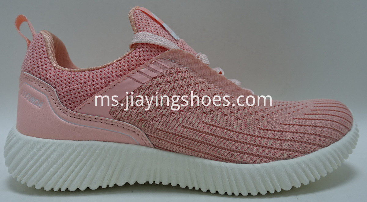 Pink Comfortable Shoes