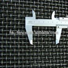 Tela de malla prensada de malla de alambre / lodo vibrante
