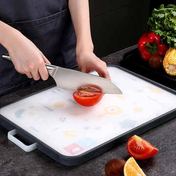 Papan dapur PPS 304 Stainless Steel Talenan