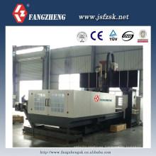 precision heavy duty gantry type milling machine