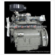 Gas Engine CNG Engine with 4 Cylinder