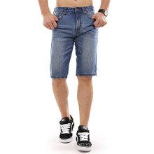 Pantalones cortos de algodón Classic Plus Size para hombres