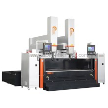 Doble husillo CNC Die EDM Sinker Machine DM1680K-II
