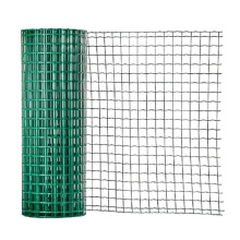 Galvanized steel wire and PVC coated Euro fence