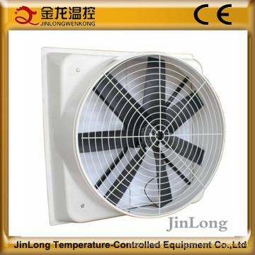 Ventilateur à cône en fibre de verre Jinlong pour volaille et serre (JL-1460)