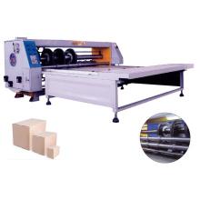 Packaging Carton Slotting Machine
