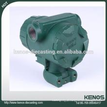 Dongguan cnc usinagem de água da bomba de zamak die casting maker