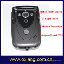 Класс защиты IP55 120 градусов беспроводной видео-Телефон двери поддержки 2 способ домофон