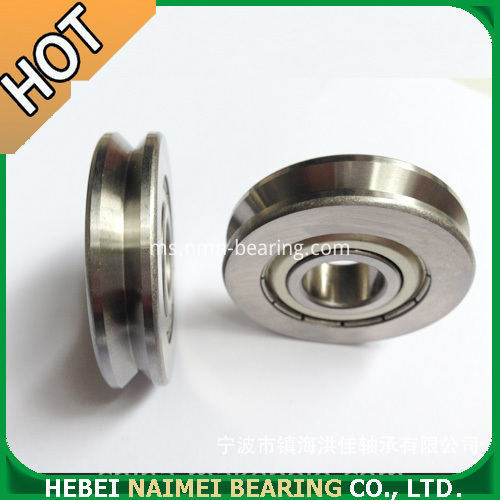 V Grooves Ball Bearings