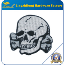 Sew-on Custom Design Skull Embroidery Patch
