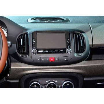 Lecteur DVD pour voiture pour Fait 500L Navigation GPS Radio USB SD RDS iPod Bluetooth TV
