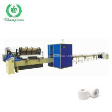 Bundle Package Toilet Tissue Making Machine Production Line