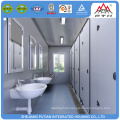 10/16ft container house with toilet for office