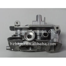 aluminum die casting of auto parts sand casting pump parts