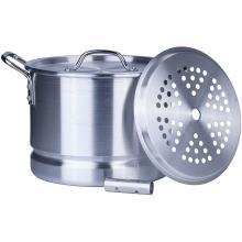 12 Quart Aluminum Tamale Steamer Pot