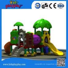 Kidsplayplay-populäres KinderSpielhaus-Dia-Spielplatzgeräte im Freien