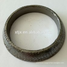 Graphite and stainless steel gasket set