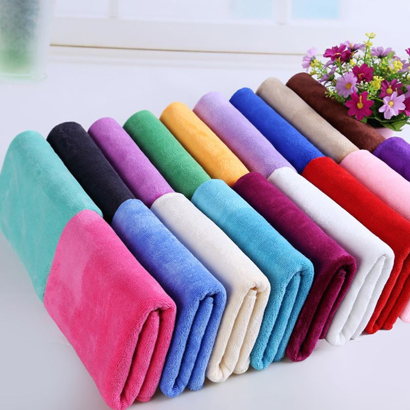 Square Kitchen Towel Car Wash Towels Tea Towels 3 Jpg