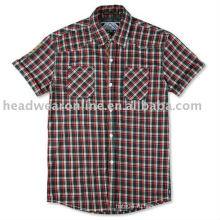 Мужские рубашки с хлопком