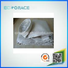 Steel factory applied Fiberglass filter sock of nonwoven fabric