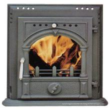 Chimenea insertada, estufa de leña insertada (FIPD004)