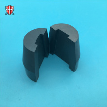 anilha para tubo de cerâmica de nitreto de silício feito sob medida