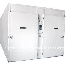 Multi -Stage Large Capacity Automatic Incubator
