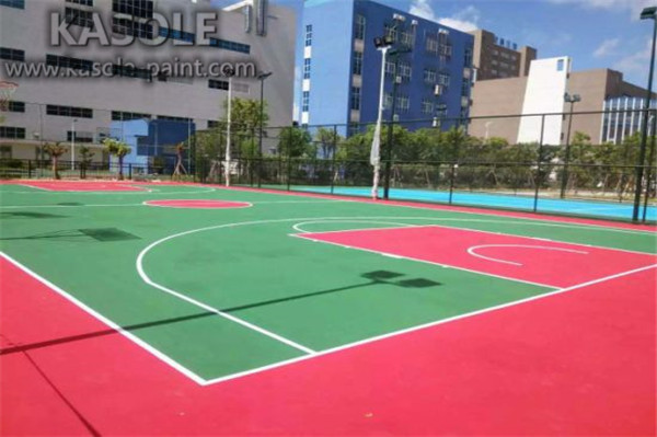 basketball court mat