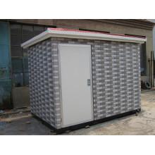 Transformateur de puissance européen de type boîte pour alimentation électrique