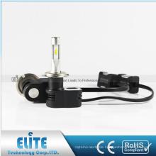 2017 Kleinste Auto Systeme H1 T5 LED Auto Scheinwerfer Hohe Niedrige Pure White Beam