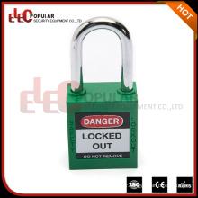 Elecpopular 2017 High Quality ISO Secruity Door Green Color 45Mm Padlocks