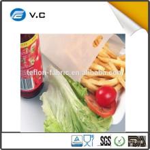 Made in China Teflon toasty sacos 4pk FOOD SAFE reutilização 300X Use torradeira para cozinhar seus lanches