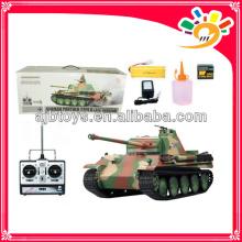 HengLong Rc Tank 3879 RC Spielzeug Deutsch RC Tank 1:16 Funksteuerpult Deutsch Panther Typ G RC Tank 3879