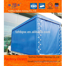 Good Services Professional PVC Coated Tarpaulin Cover