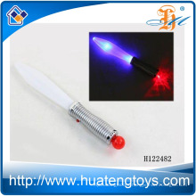 Hot sale Light up Plastic sword toy with ball Kids toys Flashing sword toys