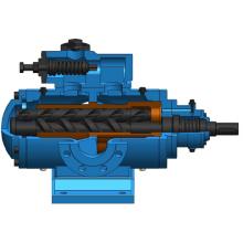 twin screw pumps 4200 series