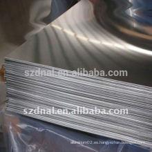 DC Grado 8011H14 Hoja de aluminio laminado en caliente