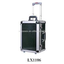 Schwarz stark & tragbaren Aluminium-Reisegepäck Großhandel aus China Fabrik