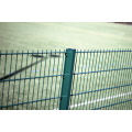 Galvanized twin bar double wire mesh horizontal wire mesh