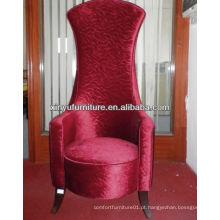 Lobby do hotel sentado poltrona de sofá XY4880