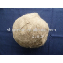 Енот волос натуральный коричневый 17.5 микрофон/26мм