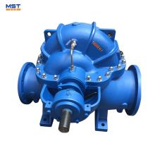 Pompe centrifuge de cas fendue horizontale d'irrigation de double ferme d'aspiration